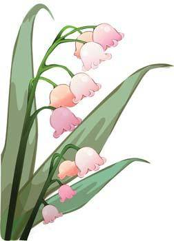 free vector Landish Flower 3