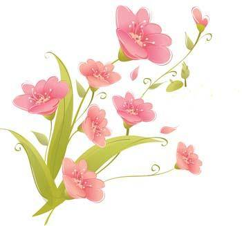 free vector Flo Flower 7