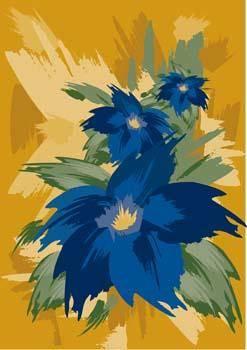 free vector Flo Flower 25