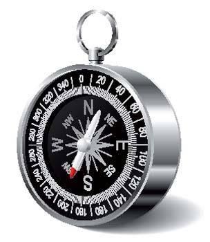 free vector Compass vector