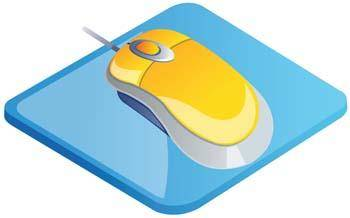 Computer Mouse Vector 3