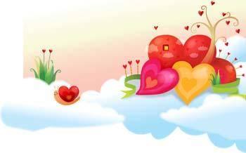 Heart vector 50