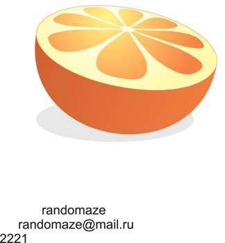 free vector Citrus fruit 6
