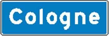 Sign Board Vector 987
