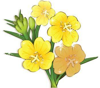 free vector Flower of Seven color 61