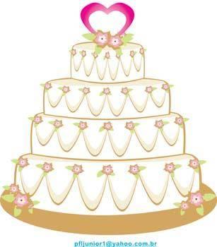 Tart birthday cake 10