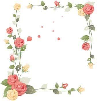 free vector Rose Flower Vetor 39