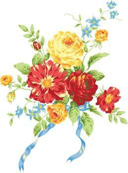 free vector Flower of Seven color 43