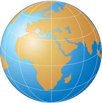 Globe Vector 6