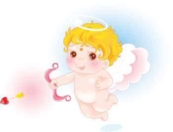 Cupid vector 3