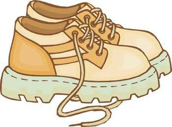 free vector Childs shoes 1