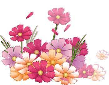 free vector Flower of Seven color 73