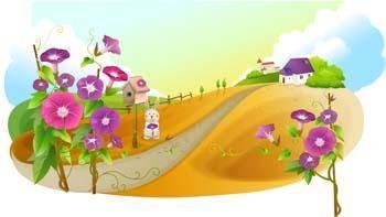 free vector Viun Flower