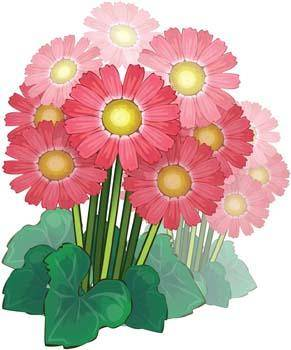 free vector Flower of Seven color 95