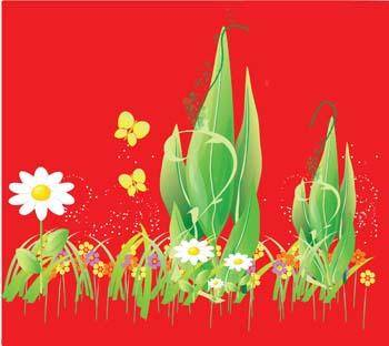 free vector Flo Flower 21