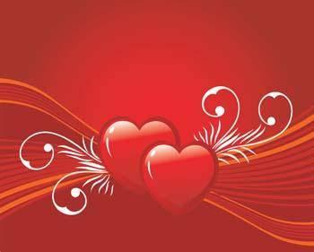 free vector Heart vector 94