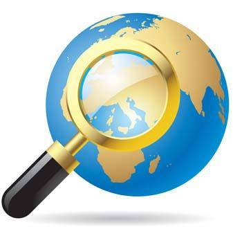 Globe Vector 16