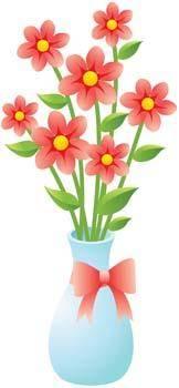 free vector Vaza Flower 13