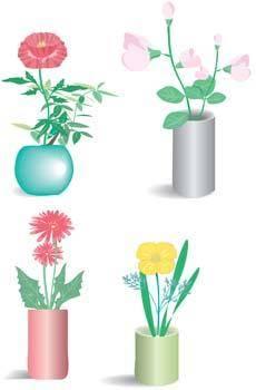 Vaza Flower 14