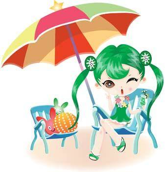 Girl Anime 13