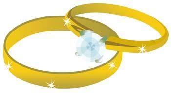 free vector Wedding ring 4