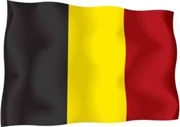 free vector Belgium Flag Vector