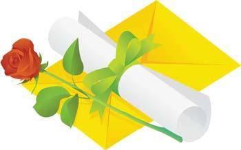 Present Flower Vector 2
