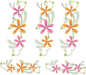 free vector Flo Flower 41