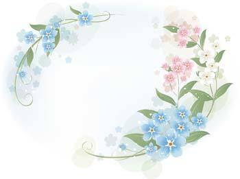 free vector Flo Flower 46