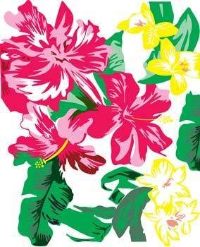free vector Flower of Seven color 10