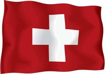free vector Switzerland Flag Vector