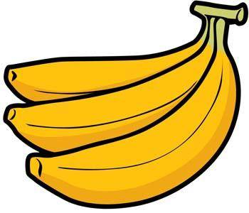 free vector Banana 8