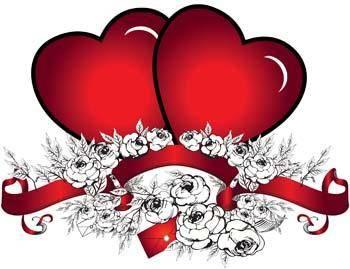 Heart vector 62