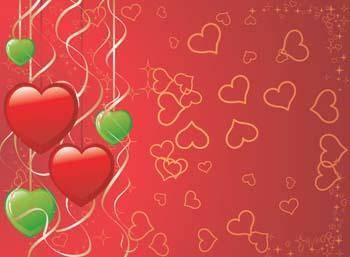 free vector Heart vector 6