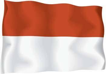free vector Indonesian Flag Vector