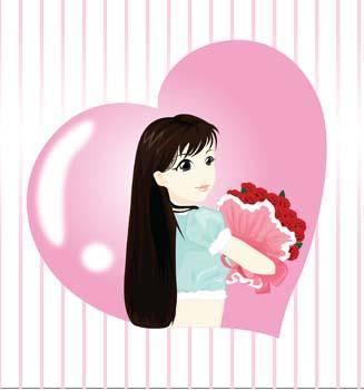 Heart vector 33