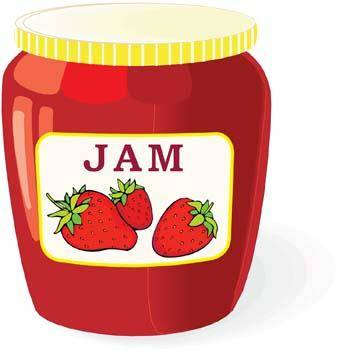 free vector Jam and jelly 3
