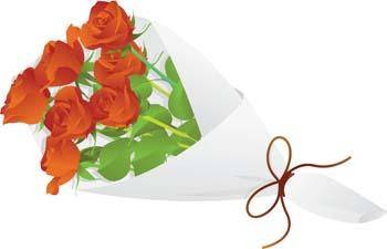 free vector Bouquet of flower 5