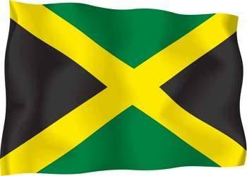 free vector Jamaica Flag Vector