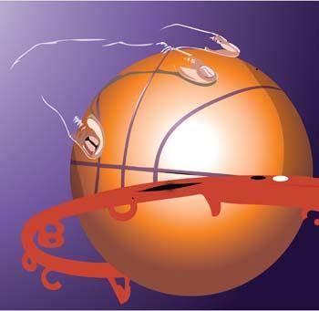 free vector Basket illustrator vector