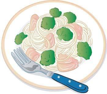 free vector Spaghetti