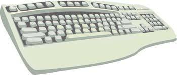 free vector Keyboard Vector 2