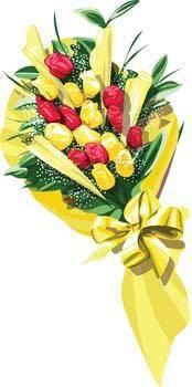 Bouquet of flower 9