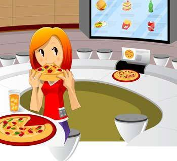free vector Pizza 3