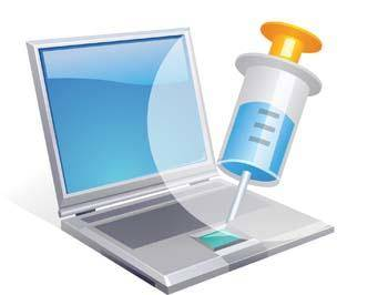 free vector Antivirus Injection Vector