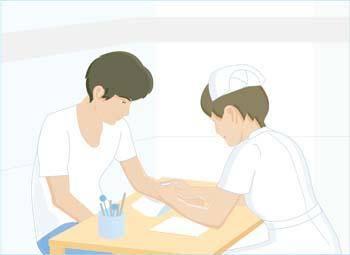 free vector Medical checkup 18