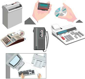 Office technical Vector