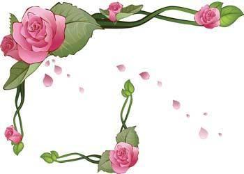 free vector Rose Flower Vetor 49