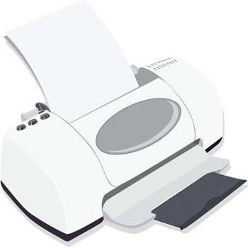 Printer Vector 3