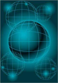 Globe Vector 23